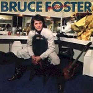 Bruce Foster ‎– After The Show -1977 Classic Rock (vinyl)