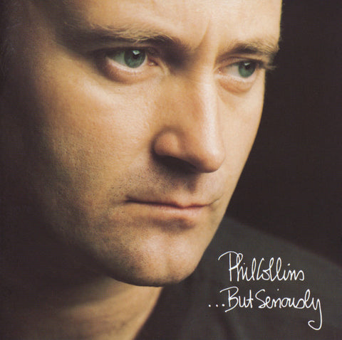 ...But Seriously [Audio CD] Phil Collins