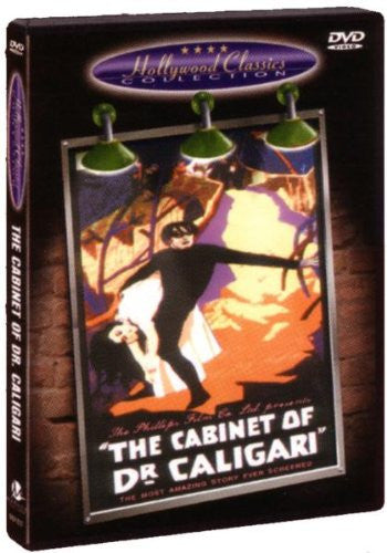 Cabinet of Dr. Caligari [Import] DVD