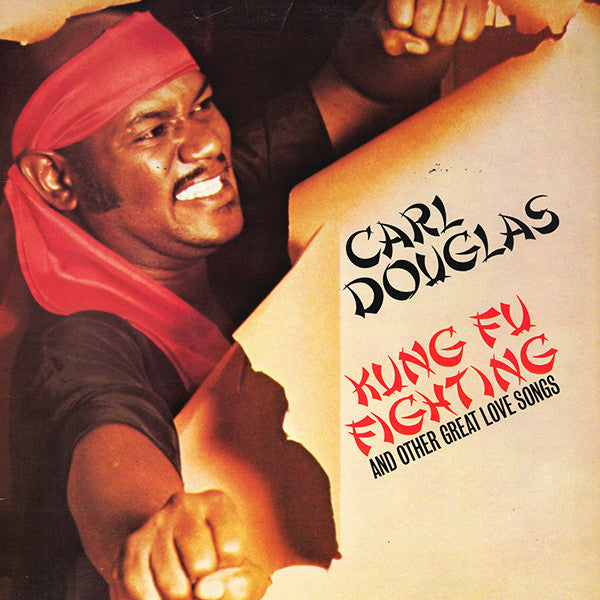 Carl Douglas ‎– Kung Fu Fighter -1974 Soul Disco (Clearance Vinyl)