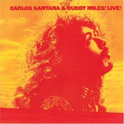 Carlos Santana & Buddy Miles: Live! Live - Music CD - (Mint)