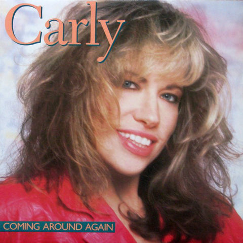 Carly Simon- Coming Around Again -1987- Synth-pop, Ballad (clearance vinyl) Overstocked