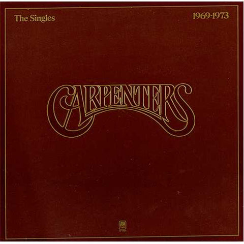 Carpenters  , The -The singles 1969-1973 (vinyl) (clearance vinyl) NO COVER