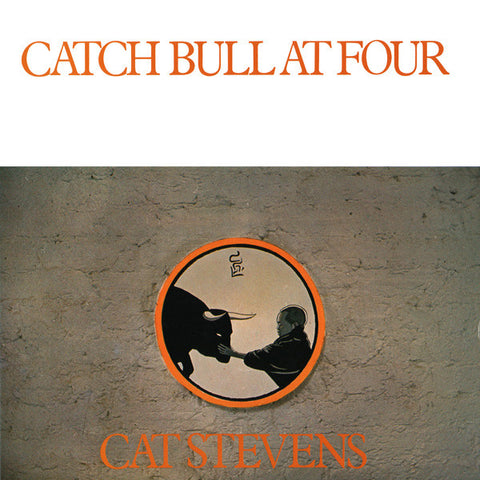 Cat Stevens - Catch Bull At Four -1972 Classic Rock (clearance vinyl) slight warp on edge -playable