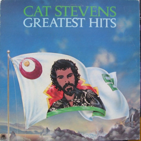 Cat Stevens ‎– Greatest Hits -1975 - Classic Rock (clearance vinyl) NO COVER
