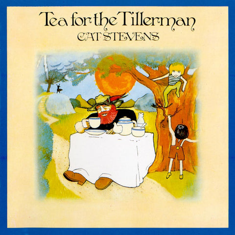 Cat Stevens ‎– Tea For The Tillerman -1970 Folk Rock (vinyl)