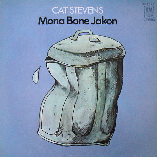 Cat Stevens ‎– Mona Bone Jakon -1974- Folk Rock, Pop Rock (vinyl)