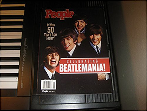 Celebrating Beatlemania (People Magazine Special) Single Issue Magazine – 2014 (used)