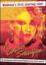 Certain Sacrifice [Import] Madonna's Debut Film