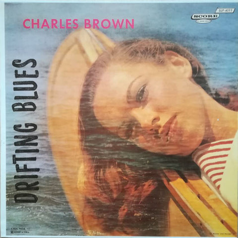 Charles Brown ‎– Drifting Blues -1983 - Blues Style: Piano Blues (France Import Vinyl)