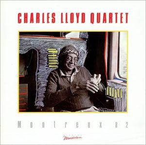 Charles Lloyd Quartet ‎– Montreux 82 -1983 Free Jazz, Contemporary Jazz (vinyl)