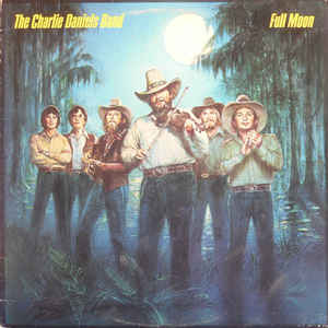 Charlie Daniels Band ‎– Full Moon - 1980-  Country Rock, Southern Rock (vinyl)