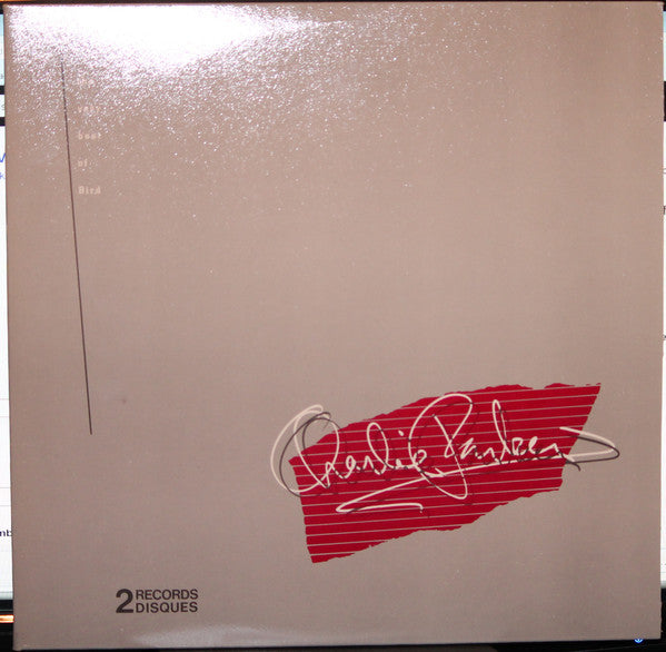 Charlie Parker ‎– The Very Best Of Bird - 2 lps - 1977-Bop, Big Band (vinyl)