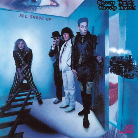 Cheap Trick - All Shook Up -1980  power pop (vinyl)