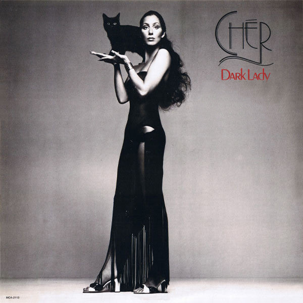 Chér ‎– Dark Lady -1974- Pop Rock (vinyl)