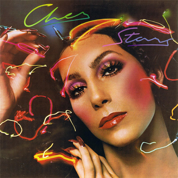 Cher ‎– Stars -1975 - Rock Pop Blues (vinyl)