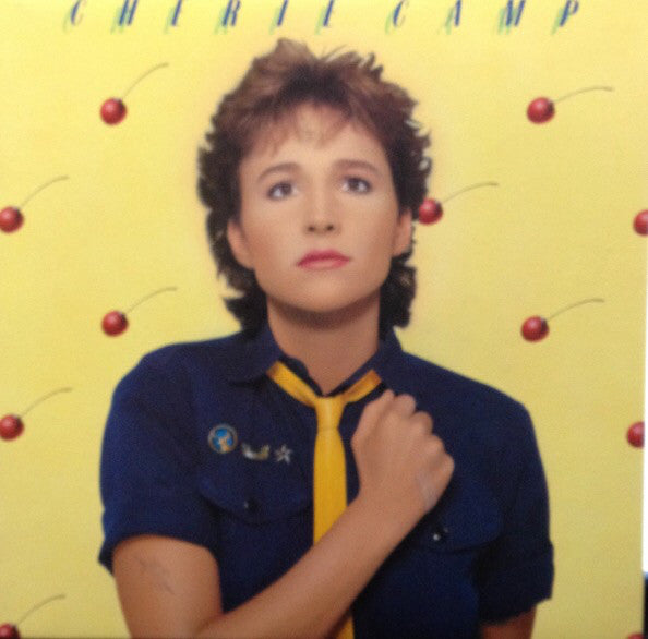 Cherie Camp ‎– Cherie Camp -1983-Synth Pop (vinyl)