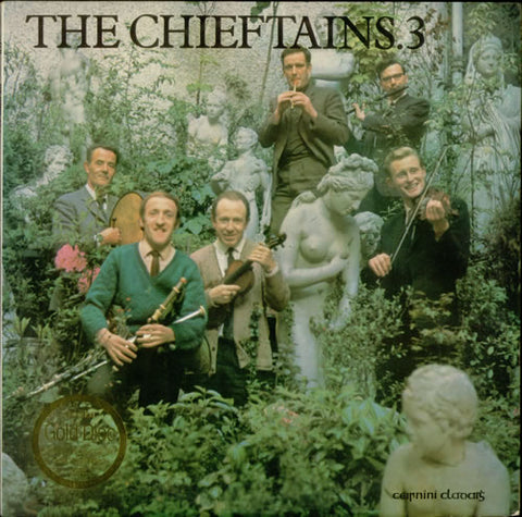 Chieftains, The ‎– The Chieftains 3 - 1971- Folk,Celtic (UK Import Vinyl)