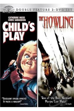 Child's Play/howling (DVD) - Mint Used DVD Set