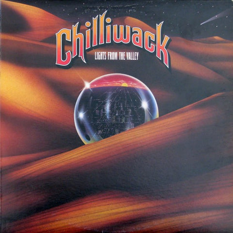 Chilliwack ‎– Lights From The Valley - 1978 Canadian Classic Rock (Clearance Vinyl) - Overstocked