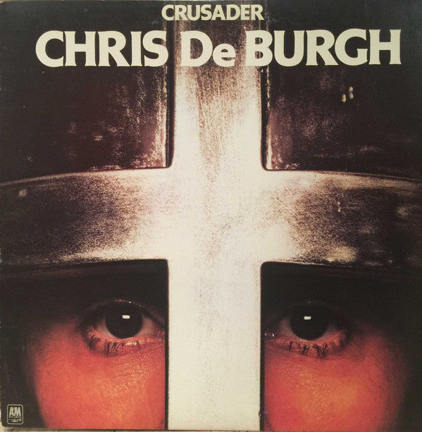 Chris De Burgh ‎– Crusader - 1979- Rock (Clearance Vinyl)