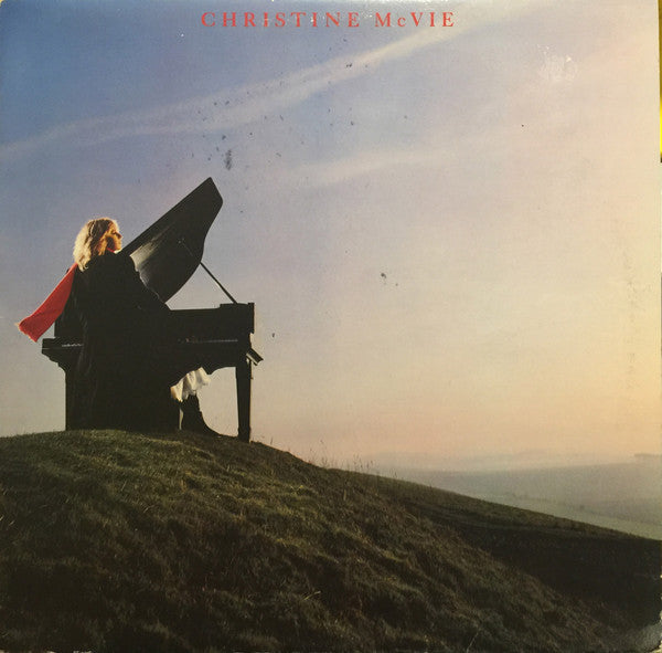 Copy of Christine McVie ‎– Christine McVie -1984 -Pop Rock (clearance vinyl)