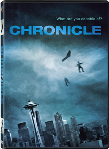 Chronicle Sci Fi Dvd