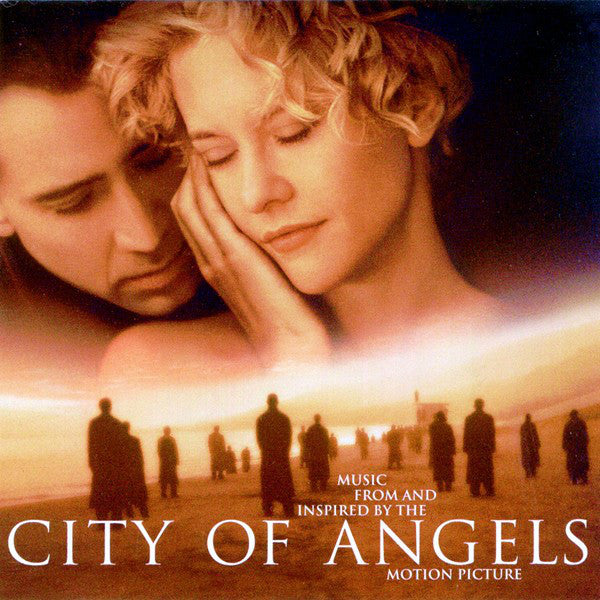 Music From The Motion Picture City Of Angels - 1998 Music CD