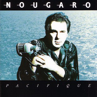 Claude Nougaro ‎– Pacifique - 1989-Jazz, Pop,Chanson (vinyl)  New Sealed