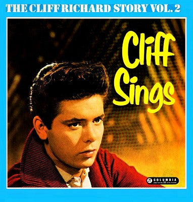 Cliff Richard ‎– Cliff Sings - The Cliff Richard Story Vol. 2 - 1959 / 60 -  Rock & Roll (Dutch Import Vinyl)