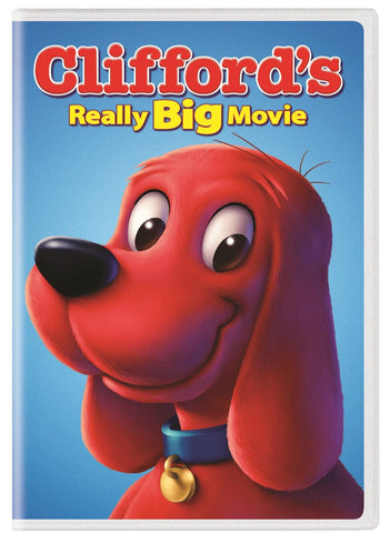 Clifford's Really Big Movie - new DVD