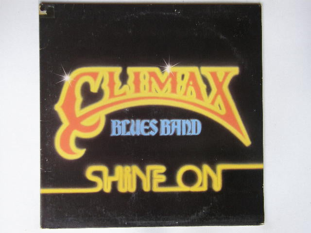 Climax Blues Band ‎– Shine On 1978 Blues Rock (vinyl)