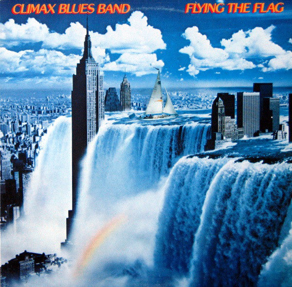 Climax Blues Band ‎– Flying The Flag -1980- Rock, Blues (vinyl)