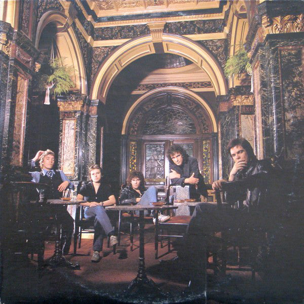 Cold Chisel ‎– Breakfast At Sweethearts - 1979-Hard Rock, Pop Rock (vinyl) Rare