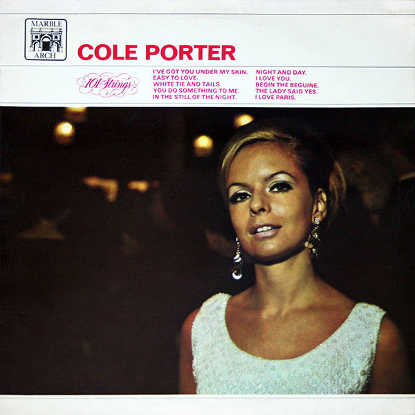 Cole Porter -101 Strings 1966 Marble Arch Records (vinyl)