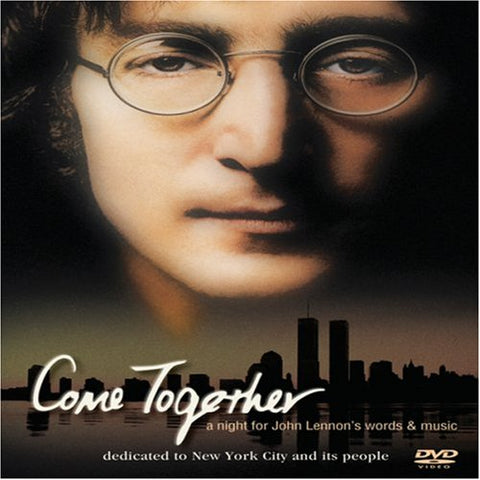 Come Together: A Night for John Lennon's Words and Music (used DVD)