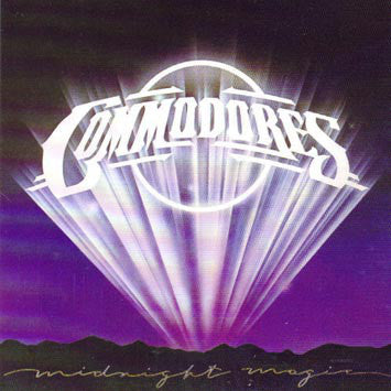 Commodores ‎– Midnight Magic - 1979 - Funk / Soul ( clearance vinyl) Overstocked