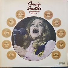 Connie Smith ‎– Greatest Hits Vol 1 - 1973 Country (vinyl)