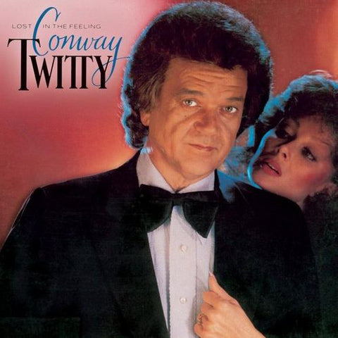 Conway Twitty ‎– Lost In The Feeling - 1983-Folk, World, & Country (vinyl)