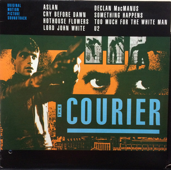 Courier, The (Original Motion Picture Soundtrack) - 1988  Rock, Stage & Screen (vinyl)