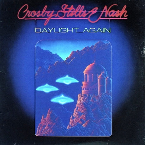 Crosby, Stills, Nash & Young - Daylight Again -1982  Folk Rock, Pop Rock (vinyl)