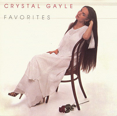 Crystal Gayle ‎– Favorites - 1980- Folk, Country (vinyl)