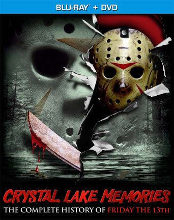 Crystal Lake Memories: Complete History of Friday [Blu-ray] Mint Used