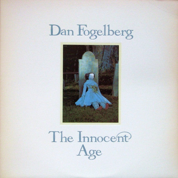 Dan Fogelberg ‎– The Innocent Age (2lps) 1981 Folk Rock (clearance vinyl)