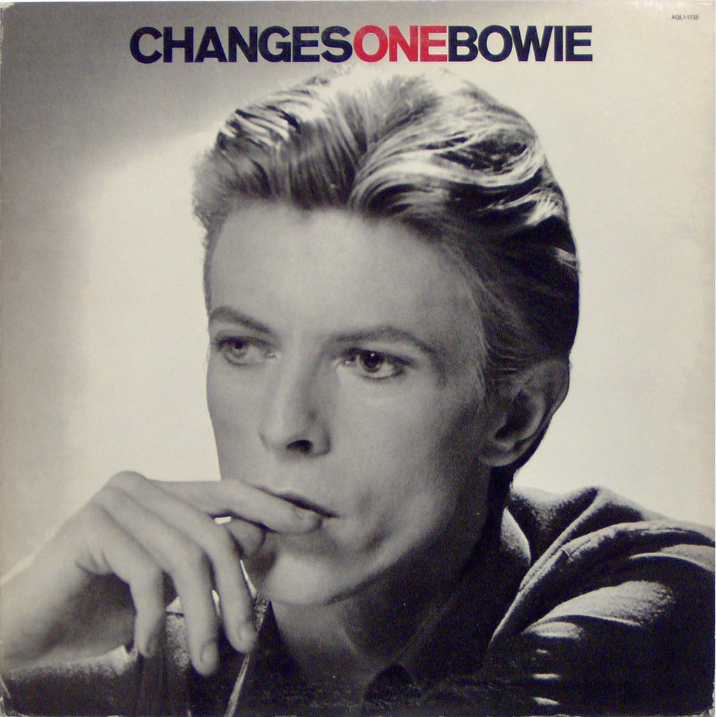 David Bowie - Changes One ( NO COVER / ONLY SIDE A PLAYABLE ) (Clearance Vinyl)