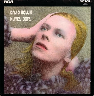 David Bowie ‎– Hunky Dory -1971 - Glam Rock (vinyl)