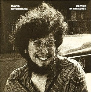 David Bromberg ‎– Demon In Disguise -1972 - Folk, World (vinyl)