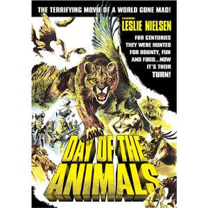 Day of the Animals DVD 1977 Horror DVD