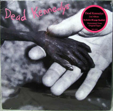 Dead Kennedys ‎– Plastic Surgery Disasters - 2001-Rock Style: Hardcore, Punk (Rrae Vinyl)