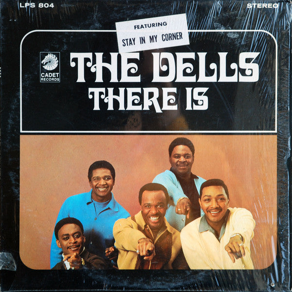 Dells , The ‎– There Is -1968 -Funk / Soul (vinyl)